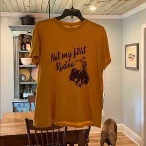 Smym Not My First Rodeo tee